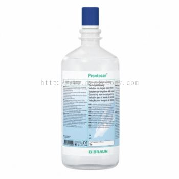 PRONTOSAN WOUND IRRIGATION SOLUTION 1,000ML