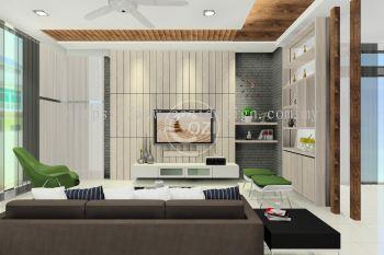 Interior Design (residential) - Living Room