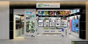 N4 Camera Store,AmanJaya Mall