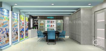 Office/factory renovation