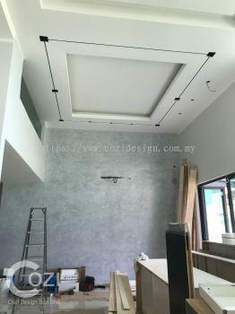 Bungalow interior design