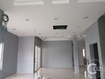Semi-D renovation work