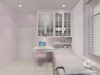 Interior design-Bedroom
