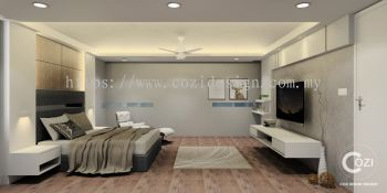 Bungalow interior design