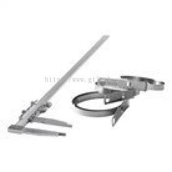 SCITEQ circumference tapes/calliper rulers