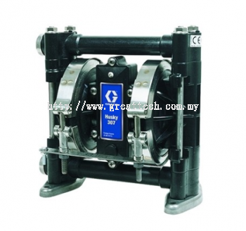 Husky 307 Air Operated Double Diaphragm Pump