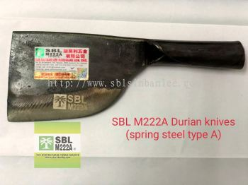SBL M222A DURIAN KNIVES TYPE A