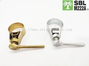 SBL M222A Round Pole Clamps Nuts