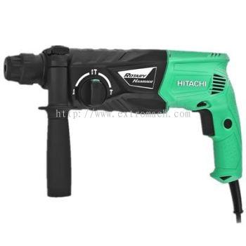 Hitachi 730W 24mm 3 Mode SDS+ Rotary Hammer DH24PH