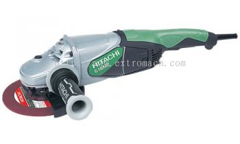 Hitachi 2,400W 180mm Disc Grinder with Trigger Switch G18MR