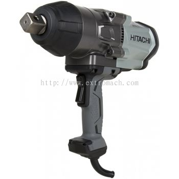 "Hitachi 900W 1"" Impact Wrench with AC Brushless Motor WR25SE"