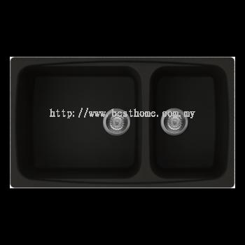 KITCHEN GRANITE SINK HT-FONZELL-623B/G/W