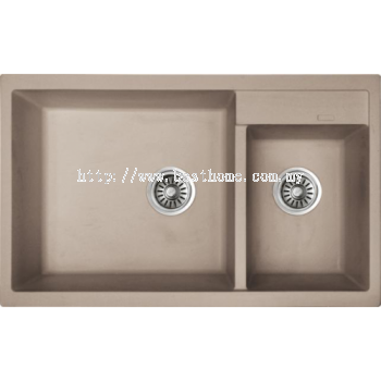 TORA GRANITECH SERIES KITCHEN SINK CM3814-SD / TR-KS-DB-00046-SD