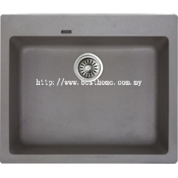 TORA GRANITECH SERIES KITCHEN SINK CM3811-GY / TR-KS-SB-00021-GY