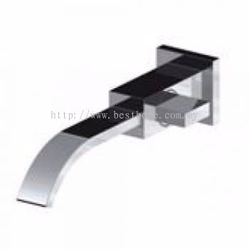 TORA BAGNO SERIES WALL MOUNTED BASIN TAP WB7004 / TR-TP-WB-00726-CH