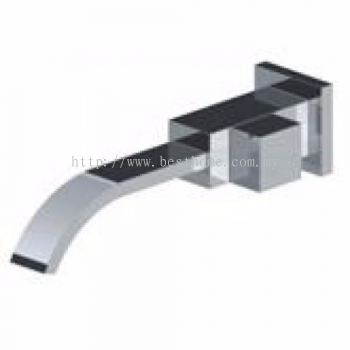 TORA BAGNO SERIES WALL MOUNTED BASIN TAP WB7005 / TR-TP-WB-00727-CH