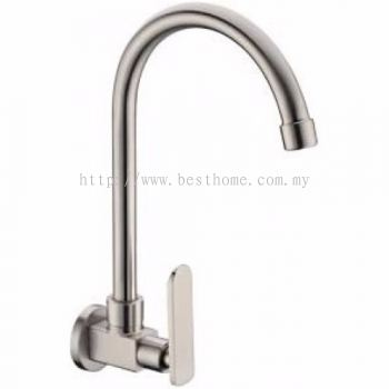 TORA EASY-HAND SERIES KITCHEN WALL SINK COLD TAP WS891 / TR-TP-WS-00285-ST