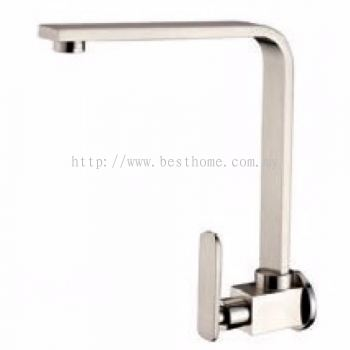 TORA EASY-HAND SERIES KITCHEN WALL SINK COLD TAP WS890-S / TR-TP-WS-00284-ST