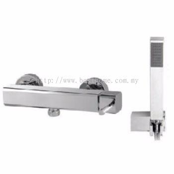 SHOWER MIXER C/W HAND SHOWER SM699 / TR-TP-SM-00673-CH