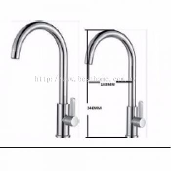 PILLAR SINK COLD TAP FR-TP-PS-09437-CH