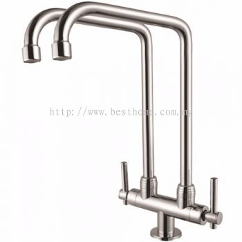 KITCHEN PILLAR SINK TAP FR-PTW001-I / FR-TP-PS-00290-CH