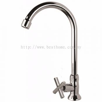 KITCHEN PILLAR SINK TAP FR-PS002-T / FR-TP-PS-00339-CH