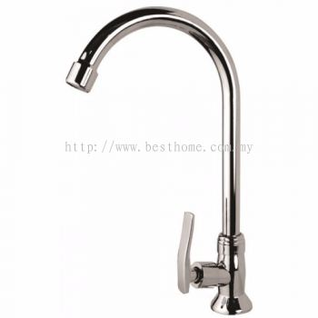 KITCHEN PILLAR SINK TAP FR-PS003-L / FR-TP-PS-00302-CH