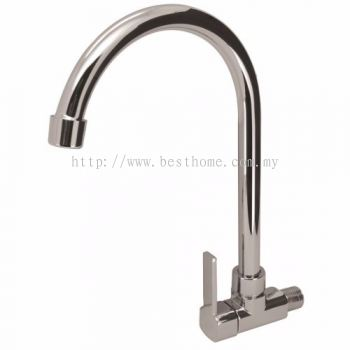 WALL SINK COLD TAP FR-WS008 / FR-TP-WS-00629-CH
