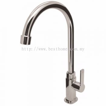 PILLAR SINK COLD TAP FR-PS008 / FR-TP-PS-00630-CH