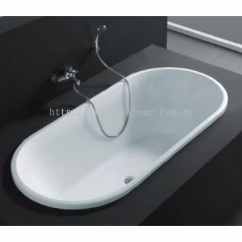 BUILT-IN LONG BATH BBT503 / TR-BHT-BBT-08798-WW