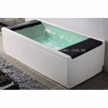 WATERFALL MASSAGE BATHTUB TR-BHT-MBT-04719-WW