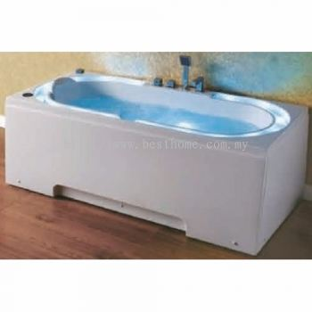 MASSAGE BATHTUB TR-BHT-MBT-05235-WW
