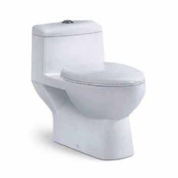 ONE PIECE WATER CLOSET DUROC-P / LC-SYW-OPS- 09345-WW