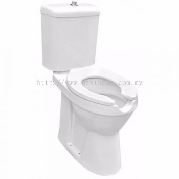 TWO PIECE WASHDOWN WC SET LC-SYW-CCS- 10878-WW