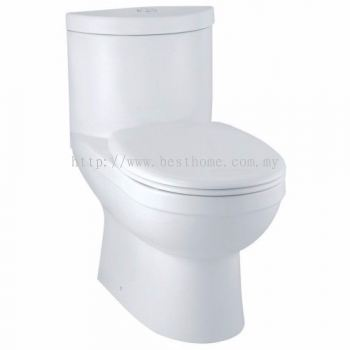 ONE PIECE WATER CLOSET ARIA / LC-SYW-OPS-07055-WW