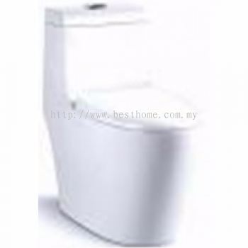 ONE PIECE WATER CLOSET LT1035A / LC-SYW-OPS-07324-WW