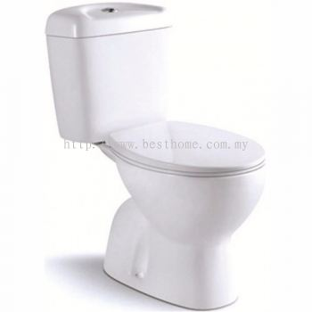 TWO PIECE WATER CLOSET LT2015A / LC-SYW-CCS-07328-WW
