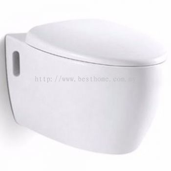 WALL HUNG WATER CLOSET WT01 / LC-SYW-CCS-08202-WW
