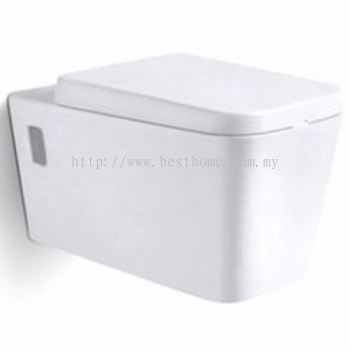WALL HUNG WATER CLOSET WT02 / LC-SYW-CCS-08203-WW