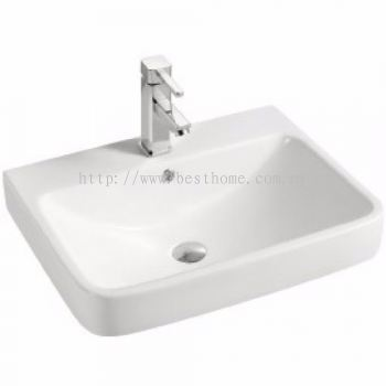 UNDER COUNTER WASH BASIN A137 / LC-SYW-WHB-08150-WW