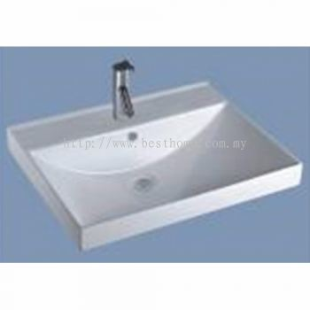 UNDER COUNTER WASH BASIN KD874 / LC-SYW-WHB-07794-WW