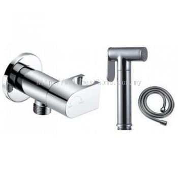 HAND BIDET SET WITH ANGLE VALVE BS602 / TR-BS-HB-08529-CH