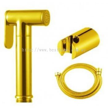 HAND BIDET SPRAY - GOLD BS6012-CG / TR-BS-HB-09276-CG