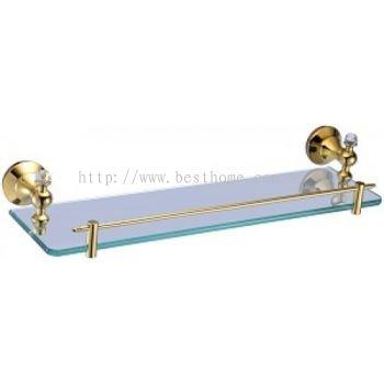 GRIVAS SERIES GLASS SHELF GV0613 / TR-BA-GS-08542-CG