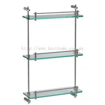 LINEQ (88) SERIES GLASS SHELF 8821 / TR-BA-GS-01009-ST