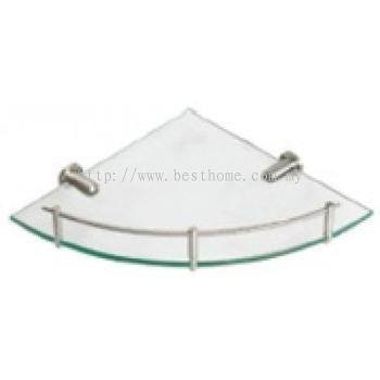 LINEQ (88) SERIES GLASS SHELF 8826 / TR-BA-GS-01012-ST