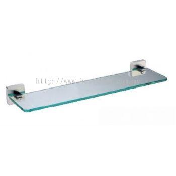 ANTHILL ZENTUX SERIES GLASS SHELF ZE130(KA130)-POLISH / AH-BA-GS-00963-PL