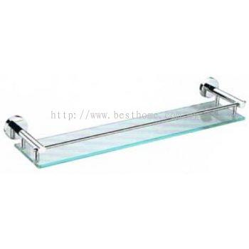 ANTHILL NEXUS SERIES GLASS SHELF NE9912(KA180)-POLISH / AH-BA-GS-00920-PL