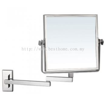 WALL MOUNTED MAGNIFYING MIRROR MM08 / TR-BA-MM-01250-PL