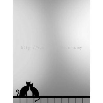 SQUARE CRYSTAL MIRROR M4565 / TR-BA-MR-01216